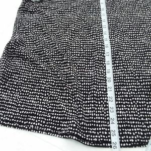 Ann Taylor Factory Tops - Ann Taylor Factory Career Tank Navy Dots Large NWT